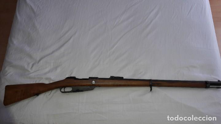 MAUSER GEWEHR 88 (Militar - Armas de Fuego en Uso)
