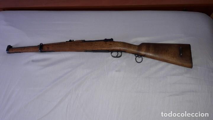 Militaria: Mauser tercerola caballeria - Foto 2 - 208904917