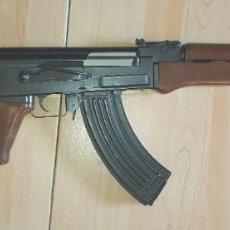 Militaria: AK47 ELÉCTRICO AIRSOFT AK74 AKM MARUI. Lote 209784716
