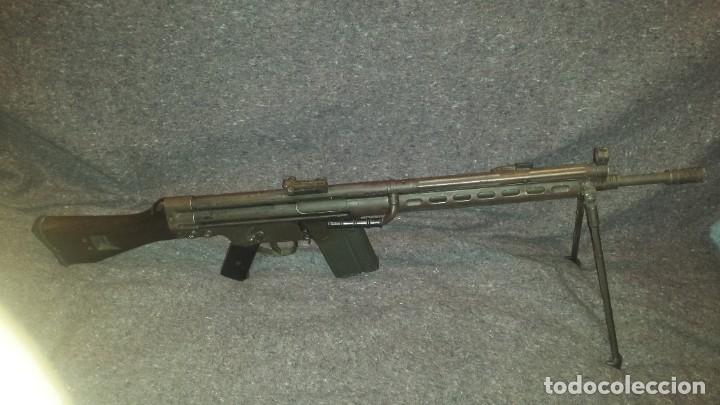 CETME B INUTILIZADO (Militar - Armas de Fuego Inutilizadas)