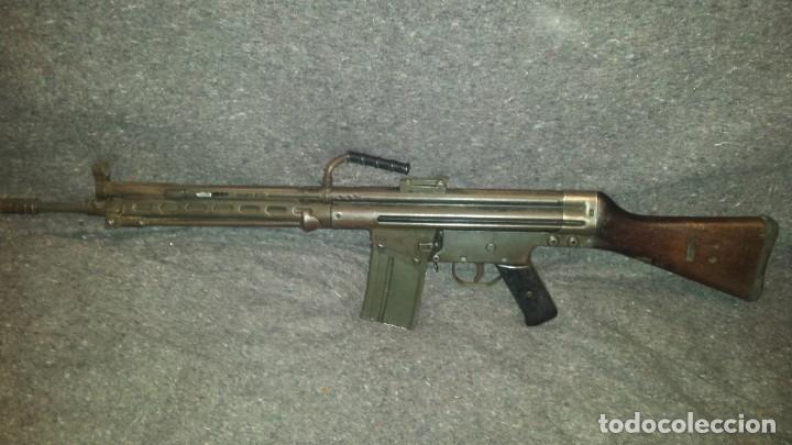 Militaria: Cetme B Inutilizado - Foto 2 - 210219633