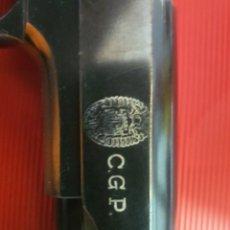 Militaria: PISTOLA STAR S CON MARCAJES C.G.P. CUERPO GENERAL DE POLICÍA INUTILIZADA. Lote 210355060