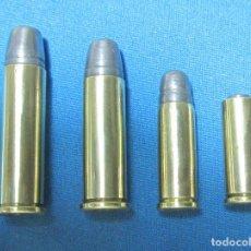 Militaria: 4 CARTUCHOS COLECCION -INERTES. Lote 213604583