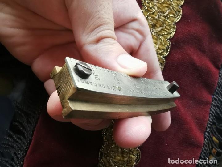 Militaria: Medidor de temperatura. Cañón de 152mm. años 50 - Foto 5 - 215108421