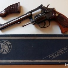 Militaria: REVOLVER SMITH& WESSON CAL 38 MD K 14. Lote 216491836