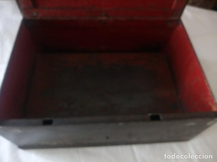 Militaria: Lote 5,600 kg de munición variada de 2ª guerra mundial,caja de caudales de hierro .1940,inerte - Foto 15 - 216834983