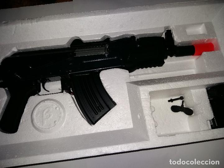 Militaria: AK 47 Beta SPETSNAZ JG 0508. Airsoft AEG - Foto 2 - 217275440