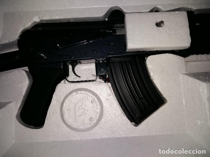Militaria: AK 47 Beta SPETSNAZ JG 0508. Airsoft AEG - Foto 3 - 217275440