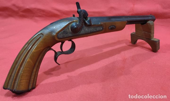 PISTOLA AVANCARGA CAL. 44 (Militar - Armas de Fuego de Avancarga y Complementos)