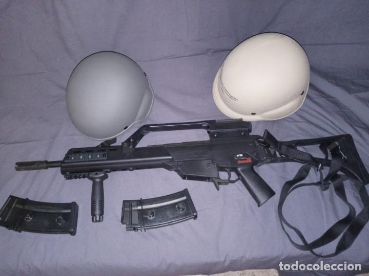 REPLICA DE G36 AIRSOFT (Militar - Réplicas de Armas de Fuego y CO2 )