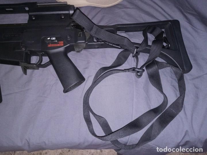 Militaria: Replica de G36 airsoft - Foto 3 - 218547507