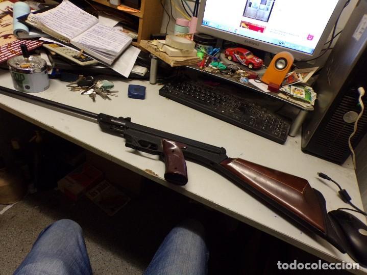 ESCOPETA BALINES PERDIGONES AIRE COMPRIMIDO MODELO GAMO 56 MODELO DIFICIL (Militar - Réplicas de Armas de Fuego y CO2 )