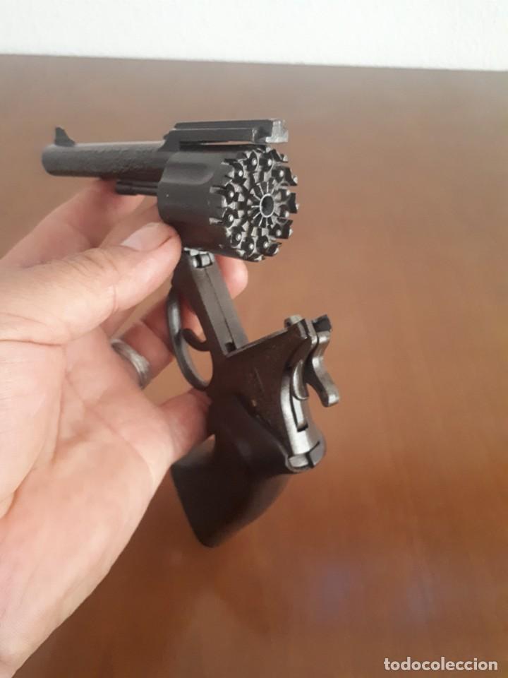 Militaria: Pistola. Revolver de jugetes Dyal A 1 marca española - Foto 5 - 219069566