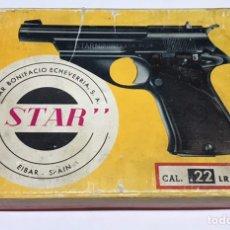 Militaria: PISTOLA STAR FR INUTILIZADA. Lote 219815475