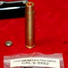 Militaria: COLIMADOR BALA CAL 9.3 X 62. FUNCIONANDO. PILAS INCLUIDAS. Lote 219911355