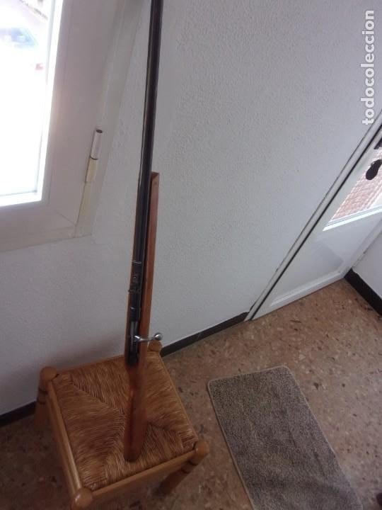 CARABINA ANSCHUTS JUNIOR CL22 (Militar - Armas de Fuego en Uso)