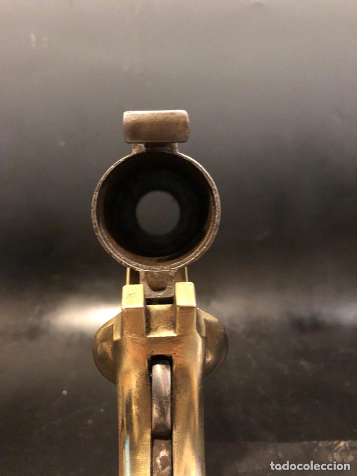 "Militaria: Pistola de bengalas KAWAGUCHIYA FIREARMS/ TOKYO & OSAKA"". 1956 - Foto 9 - 221248471"