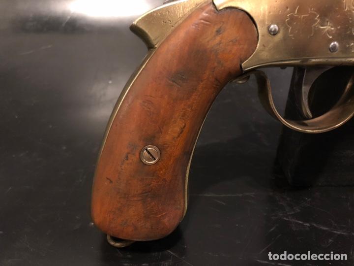 "Militaria: Pistola de bengalas KAWAGUCHIYA FIREARMS/ TOKYO & OSAKA"". 1956 - Foto 11 - 221248471"