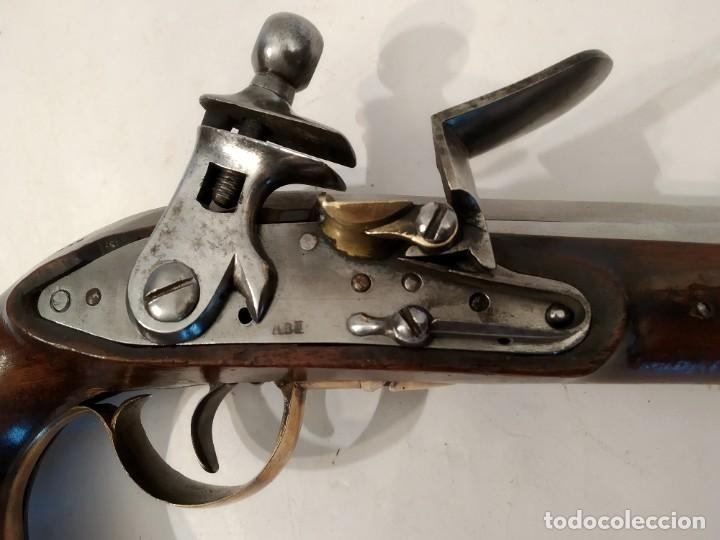 Militaria: Pistola de chispa Espanola de Cabaleria modelo 1801. - Foto 2 - 221476936