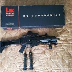 Militaria: RÉPLICA H&K G36 C V2 AIRSOFT GBB UMAREX. Lote 222519723