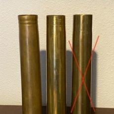 Militaria: VAINAS ALEMANAS DEL FLAK 36/37MM. Lote 222623728