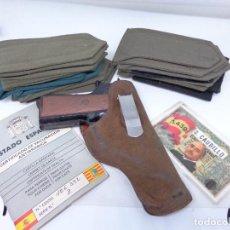 Militaria: ¡¡¡ LOTE MILITAR ESPAÑOL !!!. Lote 223301263