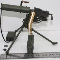 Militaria: AMETRALLADORA MAXIM M1910, MODELO F 12 , METÁLICA.. Lote 223599293