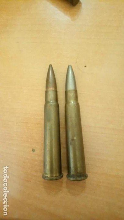 303 2 MARCAJES (Militar - Cartuchería y Munición)