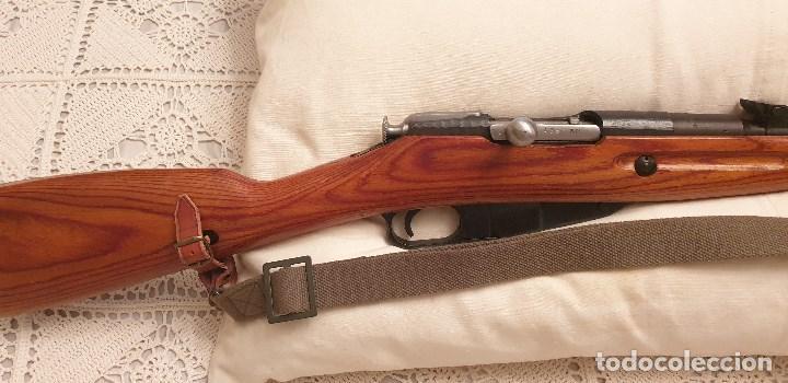 Militaria: venta rifle - fusil mosin nagant - Foto 7 - 225107245