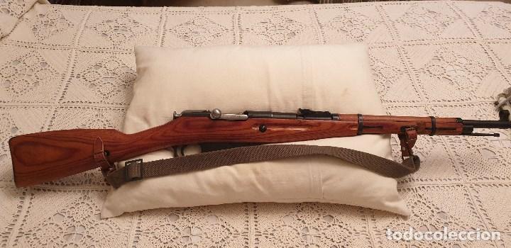 Militaria: venta rifle - fusil mosin nagant - Foto 2 - 225107245