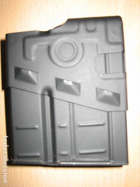 CARGADOR G3 PARA CETME MODELO C, DE10 CARTUCHOS. (Militar - Cartuchería y Munición)