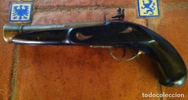 Militaria: Trabuco o pistolon de chispa - Foto 2 - 226957665