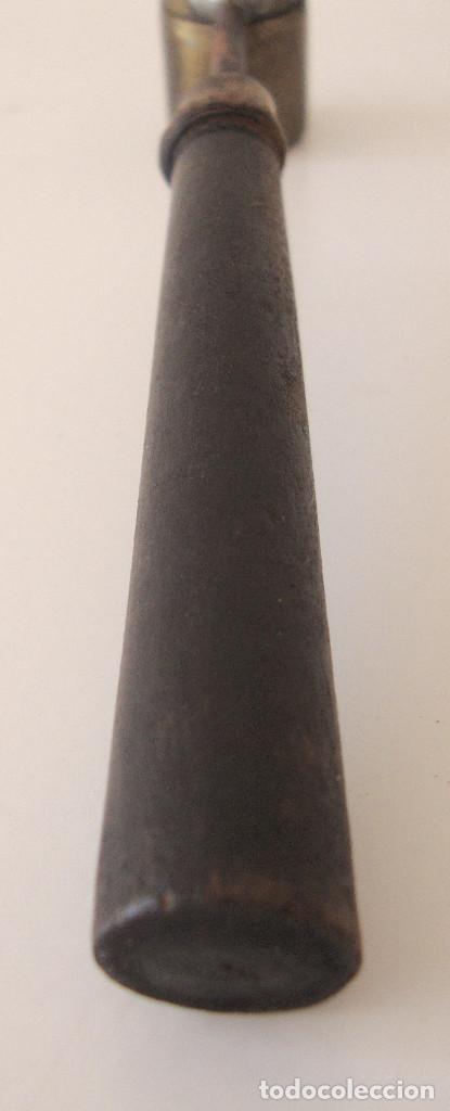 Militaria: Antiguo medidor de pólvora - Foto 4 - 227842825