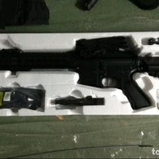 Militaria: FUSIL M4 SERIES Y EQUIPO COMPLETO. Lote 235058005
