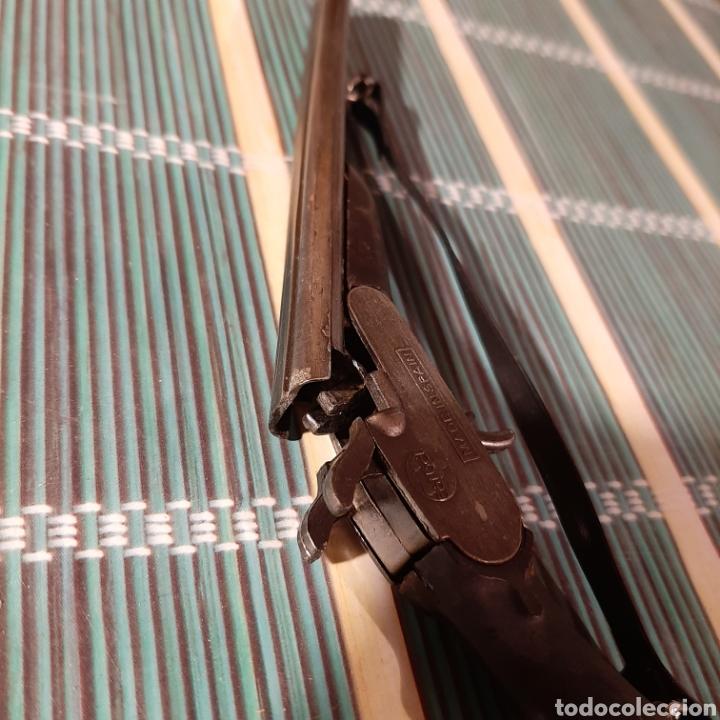 Militaria: Escopeta coibel sarrasqueta de pistones. - Foto 5 - 234458810