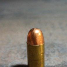 Militaria: CARTUCHO 45 AUTO MARCA DENEL PMP PRO AMM (SUDÁFRICA) INERTE. Lote 236975120