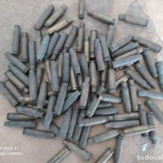 Militaria: LOTE 86 CASQUILLOS CETME C, 7,62. Lote 243125140