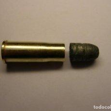 Militaria: CARTUCHO INERTE, CALIBRE 38-40 WINCHESTER, DE ÉPOCA.. Lote 244865210