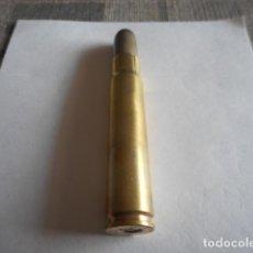 Militaria: CARTUCHO 9,5X57 MANNLICHER INERTE. Lote 245631015