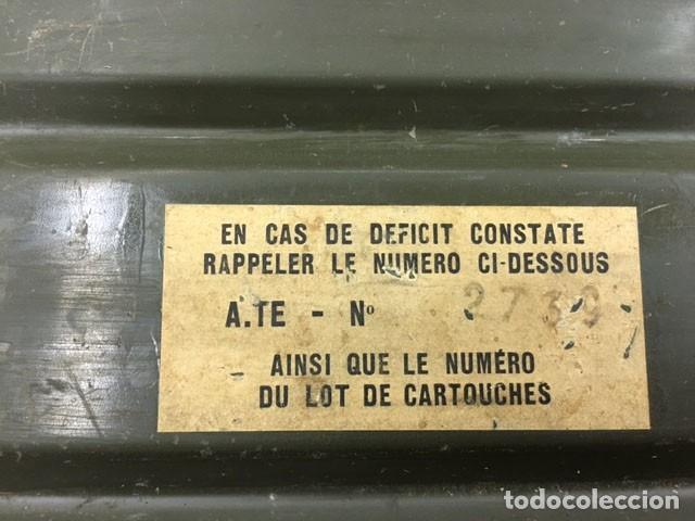Militaria: Caja de munición - Foto 4 - 246495205