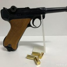 Militaria: LUGER P08. Lote 247019760