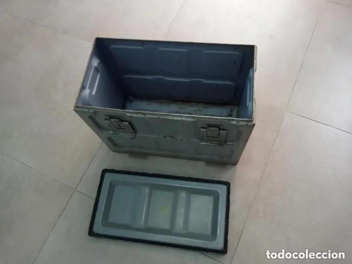 Militaria: Caja de municion US NAVY - Foto 2 - 249135575