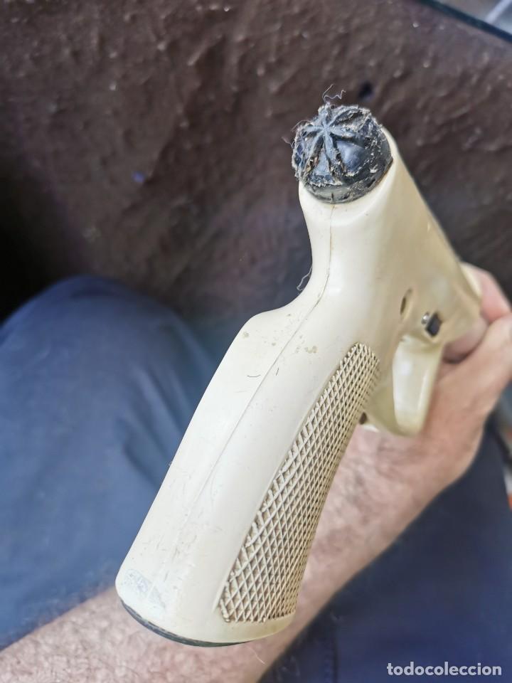 Militaria: Fusil pneumatico pesca submarina copino maxi. Años 70 - Foto 13 - 253660145