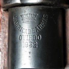 Militaria: FUSIL MAUSER ESPAÑOL FABRICADO POR LA II REPÚBLICA EN 1932, CON CORONA MURAL EN RECÁMARA Y CULATA.. Lote 253842725