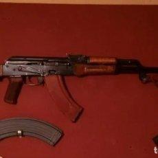 """Militaria: FUSIL AK-47 RUSO AÑO 1971 FÁBRICA """"IZHVECH"""".INUTILIZADO BOPE.. Lote 254070900"""