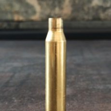 Militaria: VAINA 338 LAPUA MAGNUM INERTE. Lote 254896115