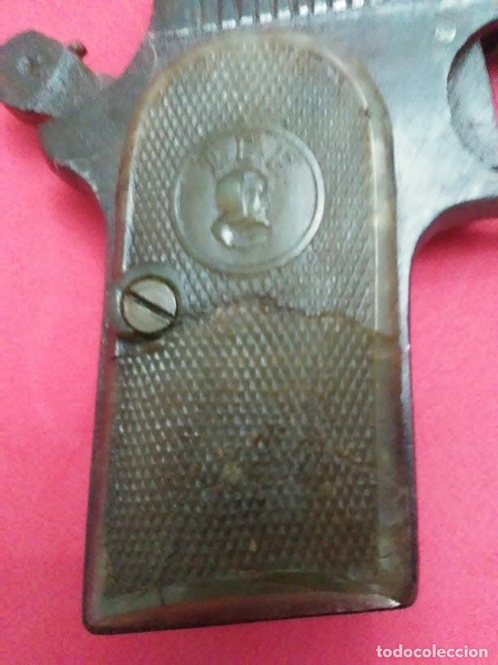 Militaria: Dos antiguas pistolas espantaperros - Foto 8 - 255332555