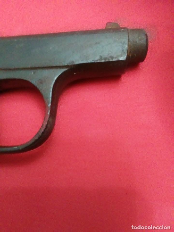 Militaria: Dos antiguas pistolas espantaperros - Foto 10 - 255332555