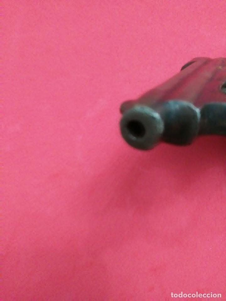 Militaria: Dos antiguas pistolas espantaperros - Foto 20 - 255332555