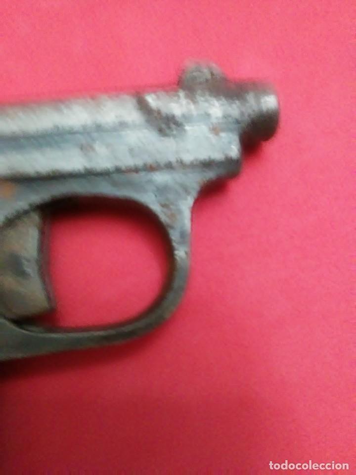 Militaria: Dos antiguas pistolas espantaperros - Foto 24 - 255332555